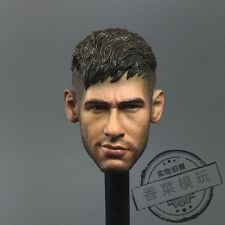 "1:6th Neymar da Silva Santos Head Sculpt Model F 12"" Male Phicen HT Figure Body"