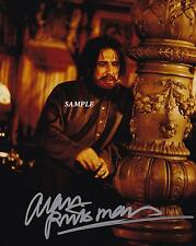 ALAN RICKMAN #3 REPRINT AUTOGRAPHED SIGNED PICTURE PHOTO HARRY POTTER AUTO RP