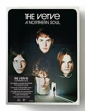 THE VERVE 'A NORTHERN SOUL' 3 CD DELUXE EDITION (2016)