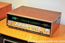 VINTAGE SONY str-6036 Ricevitore STEREO CON STADIO PHONO, Onorato, ottime cond.