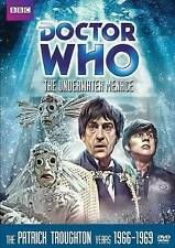 Doctor Who: The Underwater Menace (DVD, 2016)