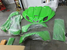 2008-2012 Kawasaki KRF750 KRF 750 Teryx Full Bore Body Plastic Kit Green SE104