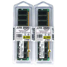 1GB KIT 2 x 512MB Dell Dimension 1100 DE051 2400 2400C 2400N 3000 Ram Memory