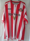 Sunderland 2005-2007 Home Football Shirt Size Extra Large /10931