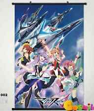 Anime Macross Delta FREYJA WION Home Decor Japan Wall poster Scroll 002