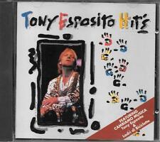 """TONY ESPOSITO - RARO CD FUORI CATALOGO 1993 """" HITS """""""