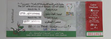 Ticket for collectors Africa Nations Cup 2006 Libya Ivory Coast * Egypt Morocco