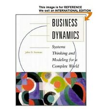 Business Dynamics: Systems Thinking and Modeling for a Complex World(1E)With CD