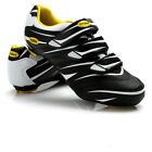 Tiebao Cycling Shoes Road Bike Bicycle Shoes For Look SPD-SL System Black White