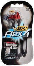 Bic Flex 4 Disposable Men's Shaver 3 Ct. Each