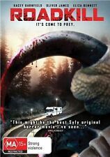 Road Kill (DVD, 2012)-REGION 4-Brand new-Free postage