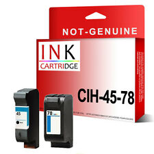2 Reman NON-OEM Ink Replace for hp Deskjet 6120 6122 6127 9300 930C 930cm 935c