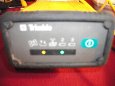 Trimble GPS Receiver 4700 with internal radio surveying TSC1 TSCE RTK 450-460 MH