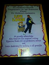 Life With Louie Anderson Rare Original Promo Poster Ad Framed!