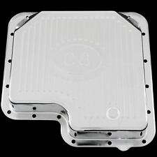 Chrome Transmission Pan Fits Ford C 6 Transmission Comes With Drain Plug