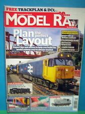 MODEL RAIL No 193 MARCH 2014   PLAN THE PERFECT LAYOUT TOPIC   SEE PIC