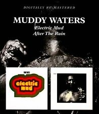 Electric Mud/After the Rain by Muddy Waters (CD, Aug-2011, Beat Goes On)