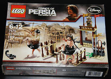 New In Box! Lego 7570 Prince of Persia The Ostrich Race set