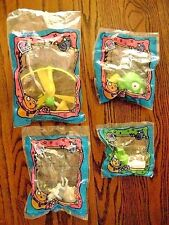 1997--THE MASK: The Animated Series (4 Toys) by Taco Bell [NIP]