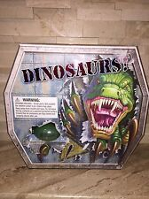 DINOSAUR MODEL KIT WITH BOOK AND MORE