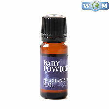 Baby Powder 10ml Fragrance Oil for Soap, Bath Bombs (FO10BABYPOWD)