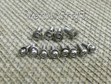 7 String Ibanez Stainless Steel Nut Clamp & Saddle Mounting Hold Screws