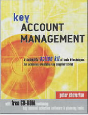 Key Account Management: A Complete Action Kit of Tools and Techniques for Achiev