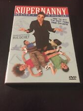 SUPER NANNY SEASON 1 ONE 3 DISC SET AUTHENTIC US VERSION