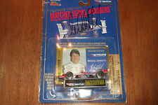 MICHAEL ANDRETTI AUTOGRAPHED #6 TEXACO INDY CAR RACING CHAMPIONS 1:64 SCALE (59)