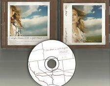 TORI AMOS A Sorta Fairytale  w/ SINGLE version PROMO DJ CD Single PRINTED LYRICS