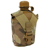 NEW Viper MOLLE Modular Military Army Water Bottle & Pouch Set MTP Multicam Camo