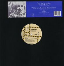 Pet Shop Boys & Dusty What Have I , Rent Usa 12""