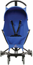 Quinny Yezz 2.0 Stroller and Seat Fabric - Blue Track - Brand New Free Shipping!