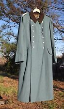 WW2 German  Polizei - Gendarmerie  - wool gaberdine Greatcoat