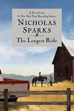 The Longest Ride by Nicholas Sparks, Hardcover - New