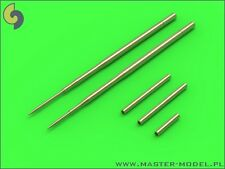MiG-17 PF, Lim-5P/6M, J/F-5A BARREL TIPS AND PITOT TUBES #48091 1/48 MASTER