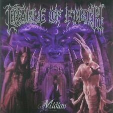 Cradle Of Filth, Midian, Sony BMG Australia  **NEW CD**