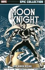 Moon Knight Epic Collection : Bad Moon Rising (2014, Paperback)