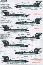 Xtradecal 48126 Decals 1/48 Gloster Javelin FAW Mk.9 Part 2 (5)