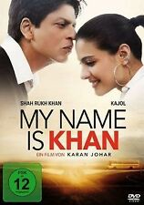 My Name Is Khan - Shahrukh Khan - Kajol - DVD - OVP - NEU