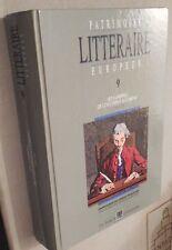 PATRIMOINE LITTERAIRE EUROPEEN 1720/1778 ANTHOLOGIE DE BOECK 1997