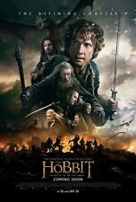 The Hobbit poster : Lord Of The Rings movie poster Battle Of The Five Armies (d)
