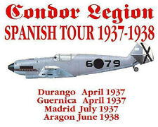 Condor Legion Spanish Civil War Tshirt
