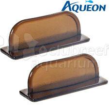 All-Glass Versa-Top Aquarium Canopy Terrarium Lid Self-Stick Handle Aqueon 2 Pk