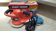 "Black & Decker 6"" Random Orbit Waxer & Polisher Model WP900 "" Preowned """
