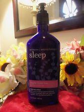 NWT Bath & Body Aromatherapy Sleep Night Time Tea Lotion 6.5 oz.