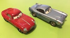 Disney Pixar Cars-Rare Cars 2 Leland Turbo and Finn McMissile.