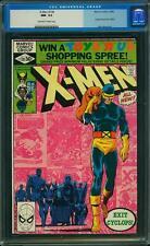 X MEN # 138  US MARVEL 1980 John Byrne Cyclops leaves  NM 9.2 CGC