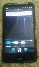 Android cell phone HTC Desire HD PD9812 AT&T TESTED WORKING! READ!!!!!