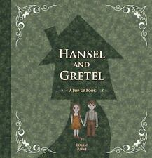 Hansel and Gretel: A Pop-Up Book (Fairytale Pop-ups), Brothers Grimm, New Book